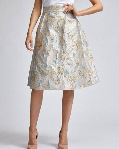 Svetloružová sukňa Dorothy Perkins