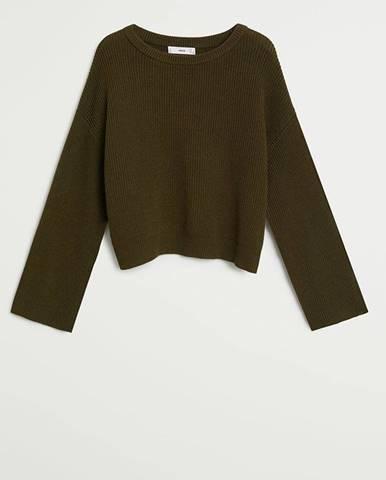 Hnedý sveter Mango