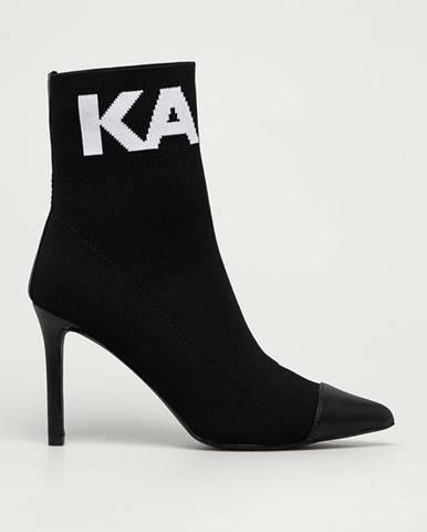 Čižmy Karl Lagerfeld