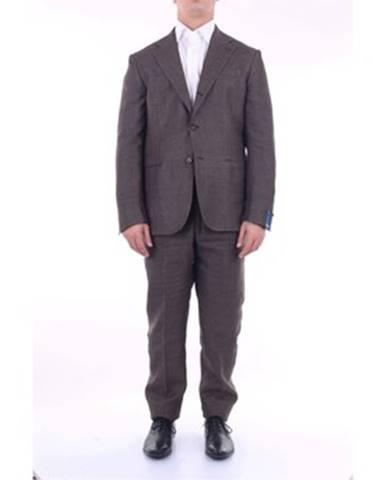 Viacfarebný oblek Filomarino