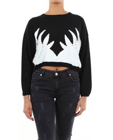 Viacfarebný sveter Aniye By
