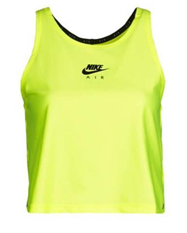 Žlté tričko Nike