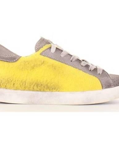 Žlté tenisky Two Star