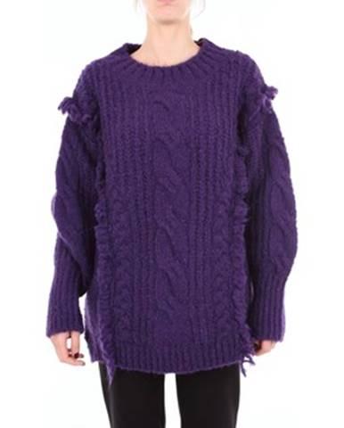 Fialový sveter Blugirl