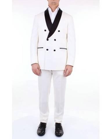 Béžový oblek Sartorio