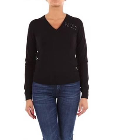 Čierny sveter N°21