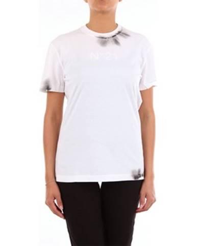 Biele tričko N°21