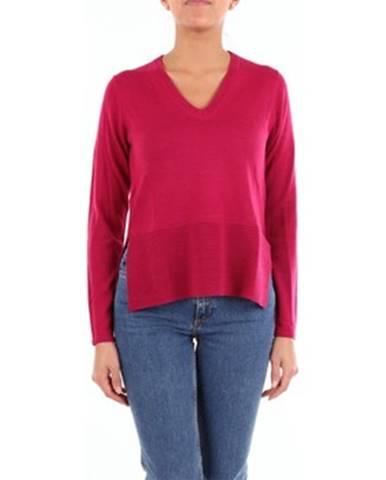 Fialový sveter Seventy