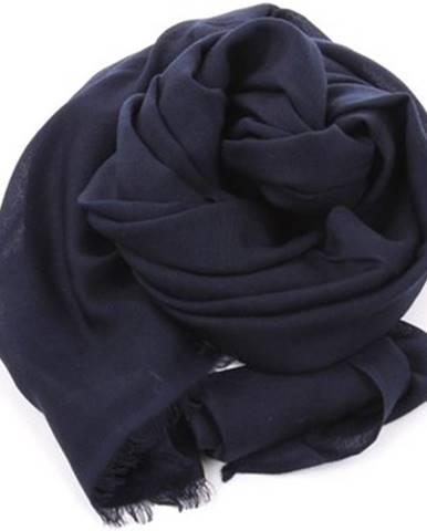 Modrý šál Michi D'amato
