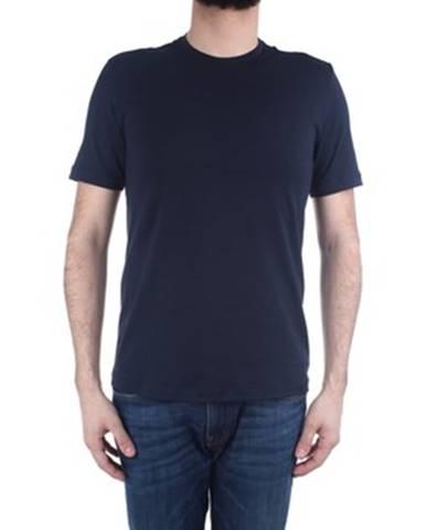 Modré tričko Cruciani
