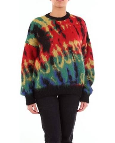Viacfarebný sveter Dsquared