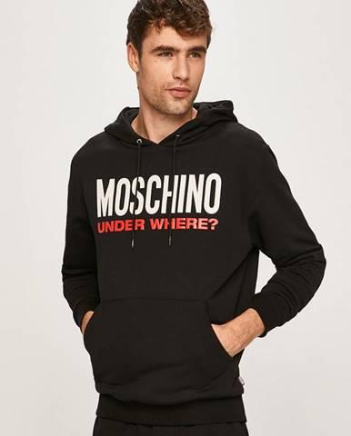 Čierna nočná bielizeň Moschino Underwear