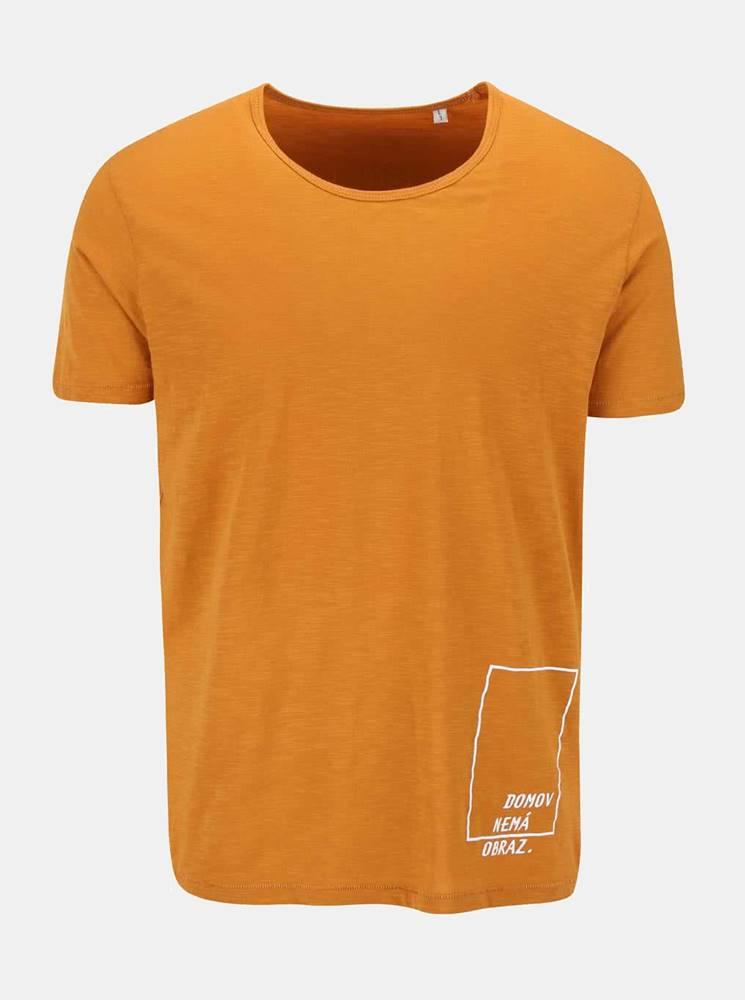"""""""Dobré"""" oranžové ..."""