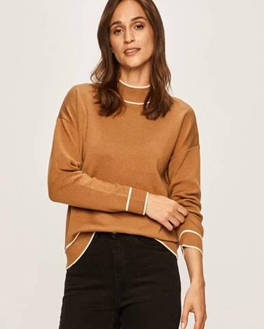 Hnedý sveter Vero Moda