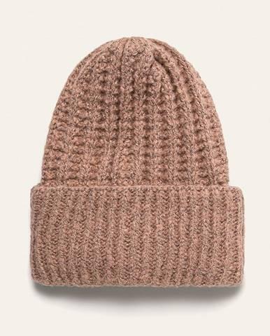 Ružová čiapka Vero Moda