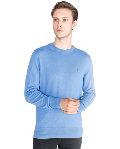Modrá mikina Tommy Hilfiger