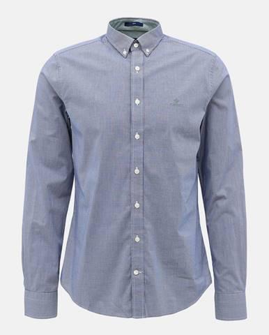 Modrá košeľa Gant