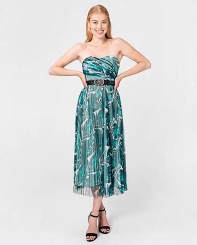Zelená sukňa Guess