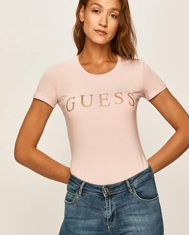 Topy, tričká, tielka Guess Jeans