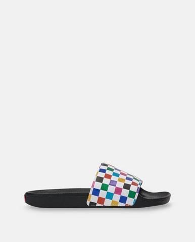 Biele papuče Vans
